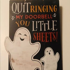 Halloween 🎃 Greeting signs. Bin 4